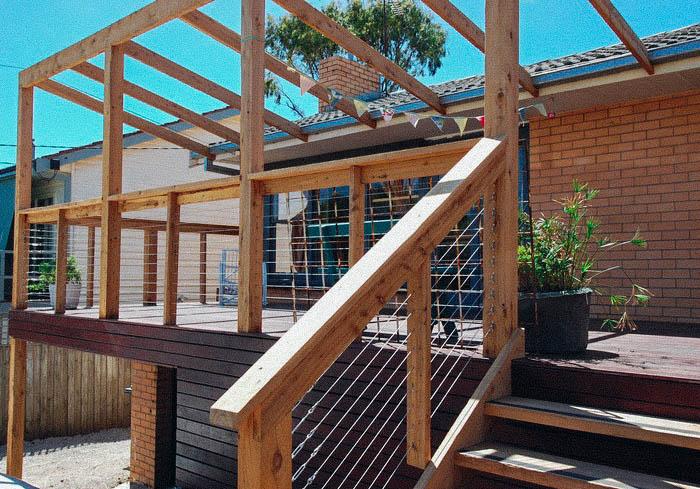 Outdoor Decking Geelong